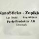 Zopiclon (Imovane) test